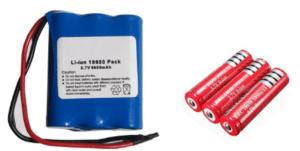 перевозка литиевых батарей